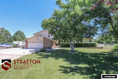Casper Single Family Home For Sale: 2075 Willow Creek
