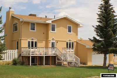 Rock Springs Single Family Home For Sale: 582 Quadrant