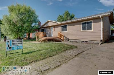 Casper Single Family Home New: 3541 Partridge