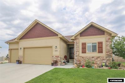 Casper Single Family Home For Sale: 5283 Henning