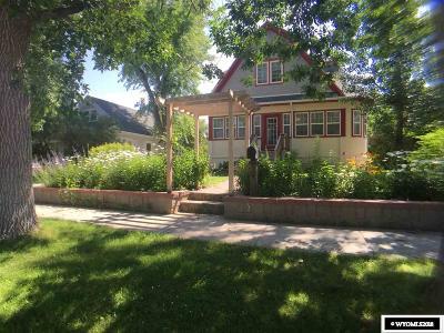 Douglas Single Family Home For Sale: 331 N 3rd