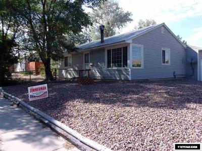 Green River Single Family Home For Sale: 49 Astle