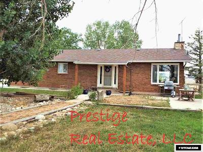 Casper Single Family Home For Sale: 2900 Phillips