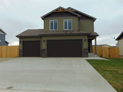Casper Single Family Home For Sale: 3026 Indian Scout