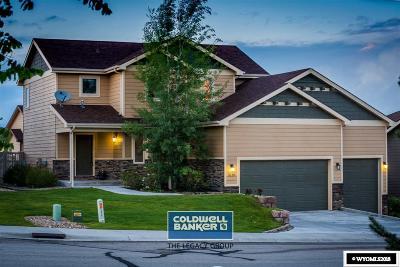 Casper Single Family Home For Sale: 5130 Waterford