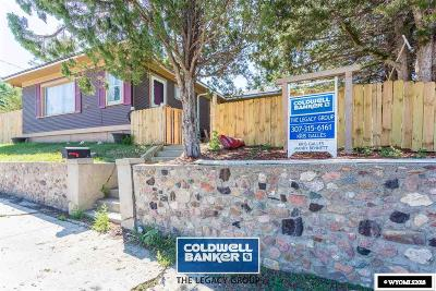 Casper Single Family Home For Sale: 1117 E 5th