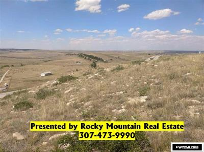 Casper Residential Lots & Land For Sale: Wy 220