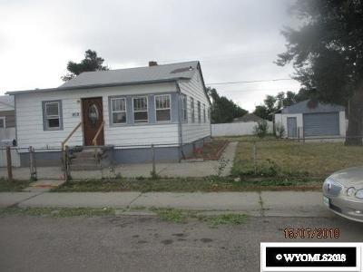 Casper Single Family Home For Sale: 909 N Lincoln St.