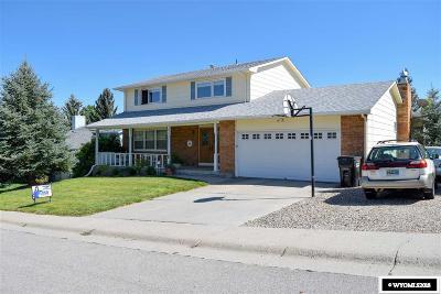 Casper Single Family Home For Sale: 915 Stafford