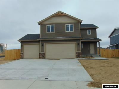 Casper Single Family Home For Sale: 3050 Indian Scout