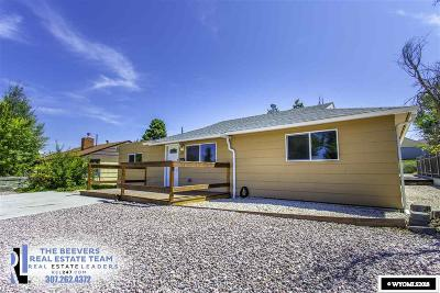 Casper Single Family Home For Sale: 127 N Minnesota