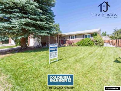 Casper Single Family Home For Sale: 1130 Derby