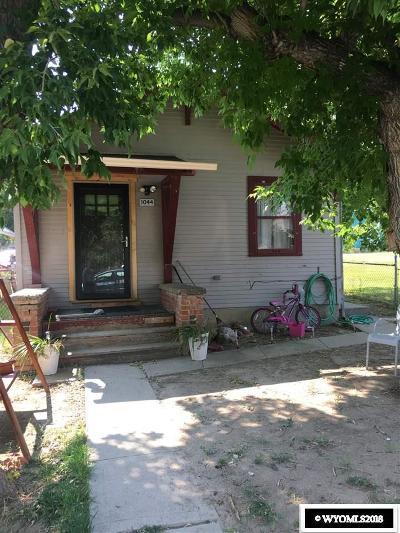Casper Single Family Home For Sale: 1044 S Melrose