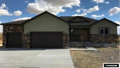 Green River Single Family Home For Sale: 640 Lynn Ct