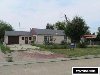 Evansville Single Family Home For Sale: 154 Missouri