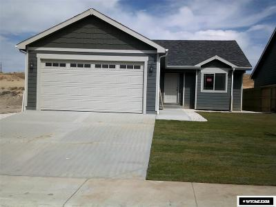Mills Single Family Home For Sale: 6020 Overlook