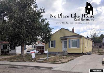 Casper Single Family Home For Sale: 1761 Oak