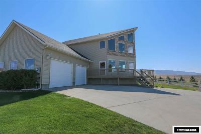 Casper Single Family Home For Sale: 6261 S Spruce