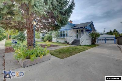 Casper Single Family Home For Sale: 1130 S Ash
