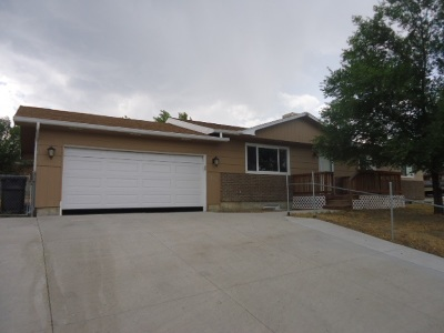 Green River Single Family Home For Sale: 1470 E Teton