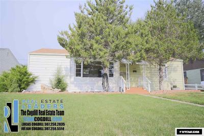 Casper Single Family Home For Sale: 1404 S Maple