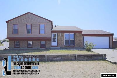 Casper Single Family Home For Sale: 2401 Glendale