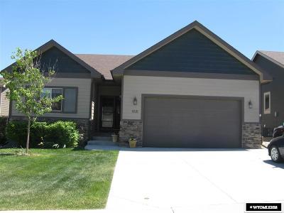 Casper Single Family Home For Sale: 5221 Waterford