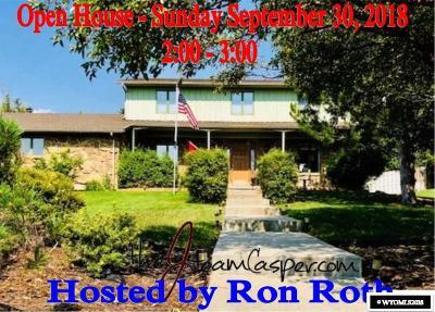 Casper Single Family Home For Sale: 4231 Deer Run