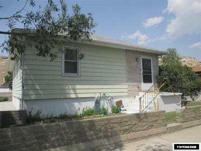 Rock Springs Single Family Home For Sale: 1331 11