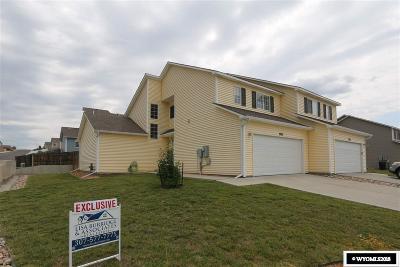 Casper Single Family Home For Sale: 2603 Lanner