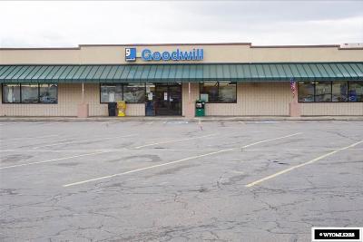 Rock Springs Commercial For Sale: 2400 Foothill Suite 2