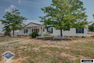 Casper Single Family Home For Sale: 2727 Taxiway