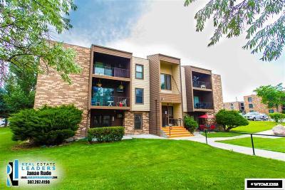 Casper Single Family Home For Sale: 4400 S Poplar #112d