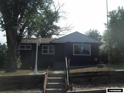 Single Family Home For Sale: 311 S Wisconsin