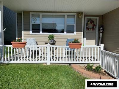 Buffalo Single Family Home For Sale: 1231 Eagleview