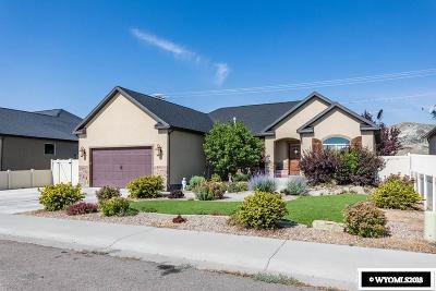 Rock Springs Single Family Home For Sale: 616 Talladega