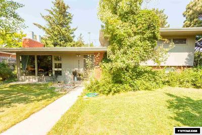Casper Single Family Home For Sale: 2940 Nob Hill Dr