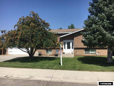 Green River Single Family Home For Sale: 1570 S. Riverbend Dr