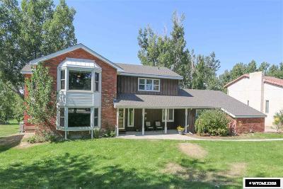 Casper Single Family Home For Sale: 100 Magnolia