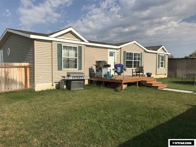 Buffalo Single Family Home For Sale: 212 Vero