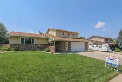 Casper Single Family Home For Sale: 2312 Linda Vista