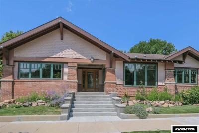 Casper Single Family Home For Sale: 108 E 10th