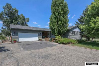 Casper Single Family Home For Sale: 6634 Westland