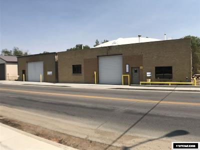 Rock Springs Commercial For Sale: 1330 W 2nd