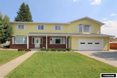 Casper Single Family Home For Sale: 2241 Belmont