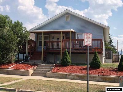 Casper Single Family Home For Sale: 619 W 10th
