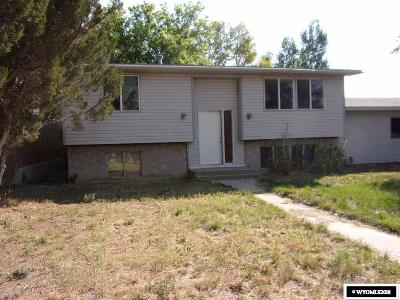 Rock Springs Single Family Home For Sale: 207 Mountain Road
