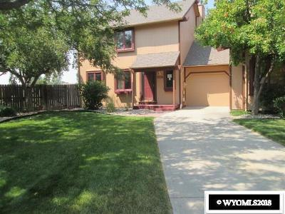 Casper Single Family Home For Sale: 3326 Oxcart Ln.