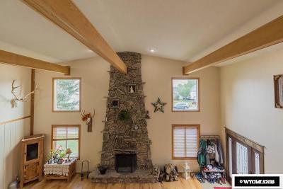 Green River Single Family Home For Sale: 2280 W Teton