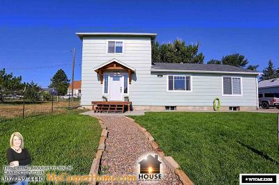 Casper Single Family Home For Sale: 2658 Allendale